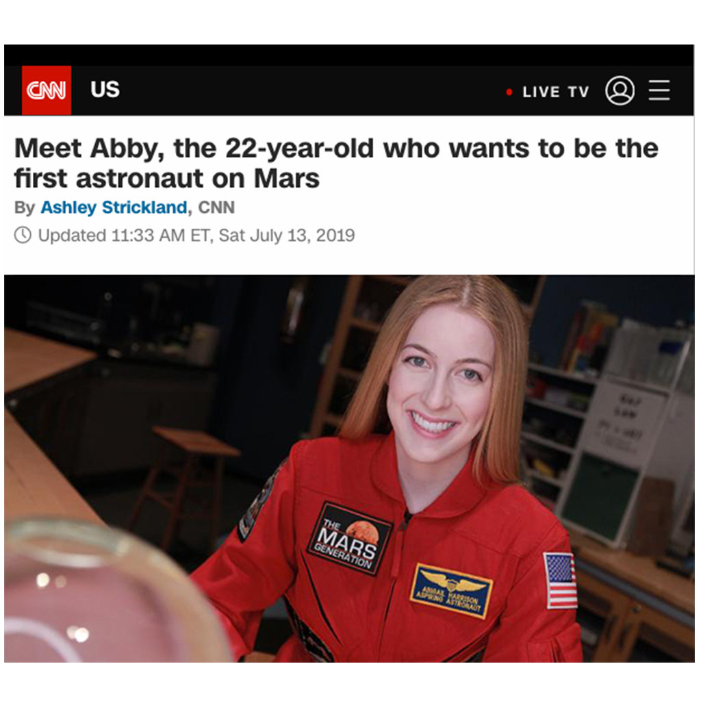 Astro Abby CNN