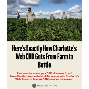 CW Hemp Mens Health