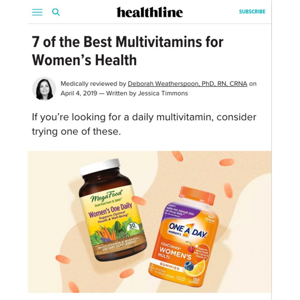 New Chapter Healthline