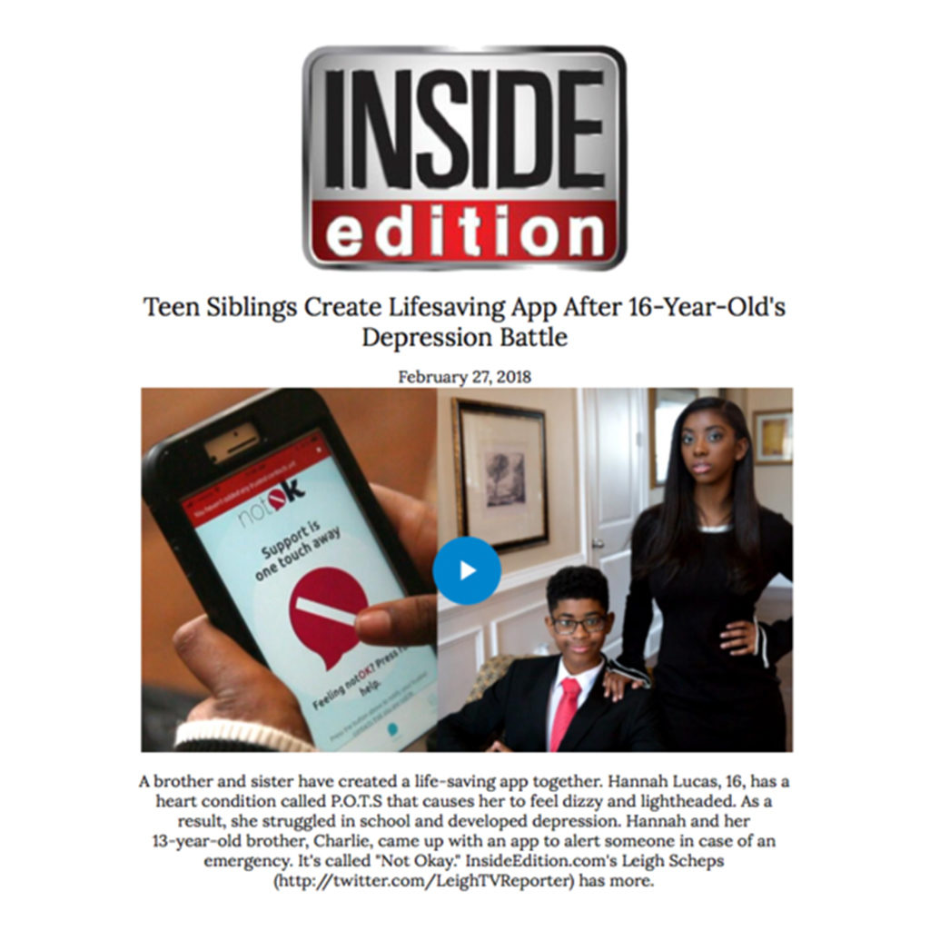 OK App Inside Edition